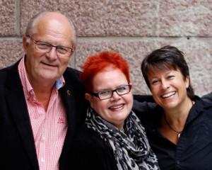 Fagjuryen for Best i Tekst 2014 består av Knut Grønli, Nina Furu og Christine Calvert.